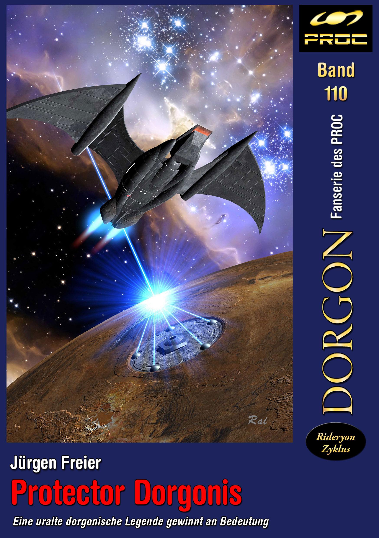 Cover zu DORGON 110 - Protector Dorgonis © Raimund Peter