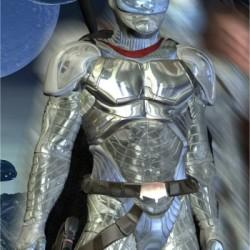 Der Silberne Ritter der Mordred (C) Gaby Hylla