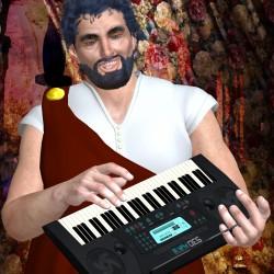 Der Dorgone Nersonos (C) Gaby Hylla