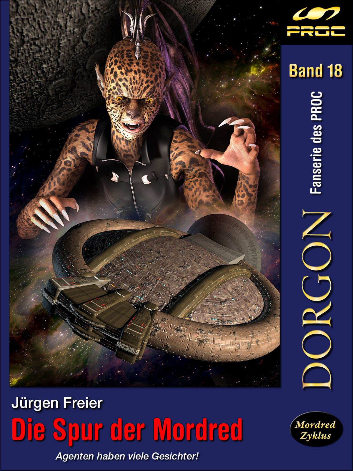 Dorgon Cover Band 18