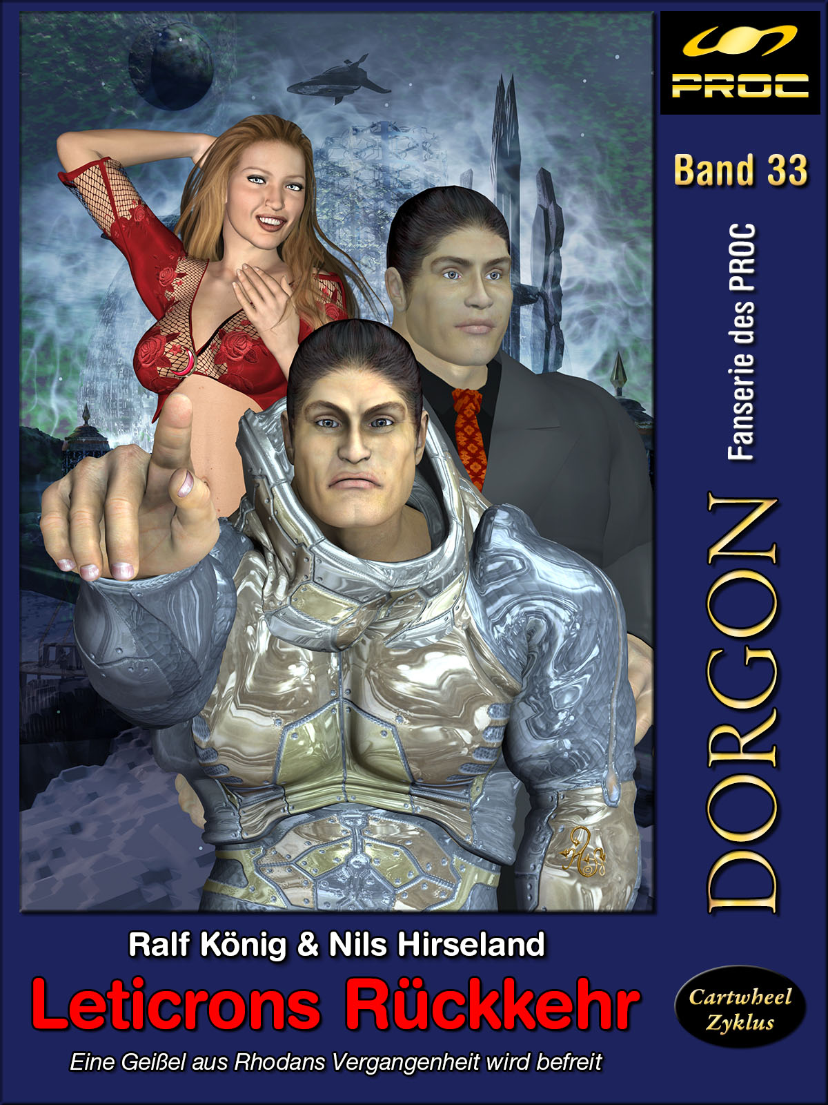 DORGON Cover Band 33
