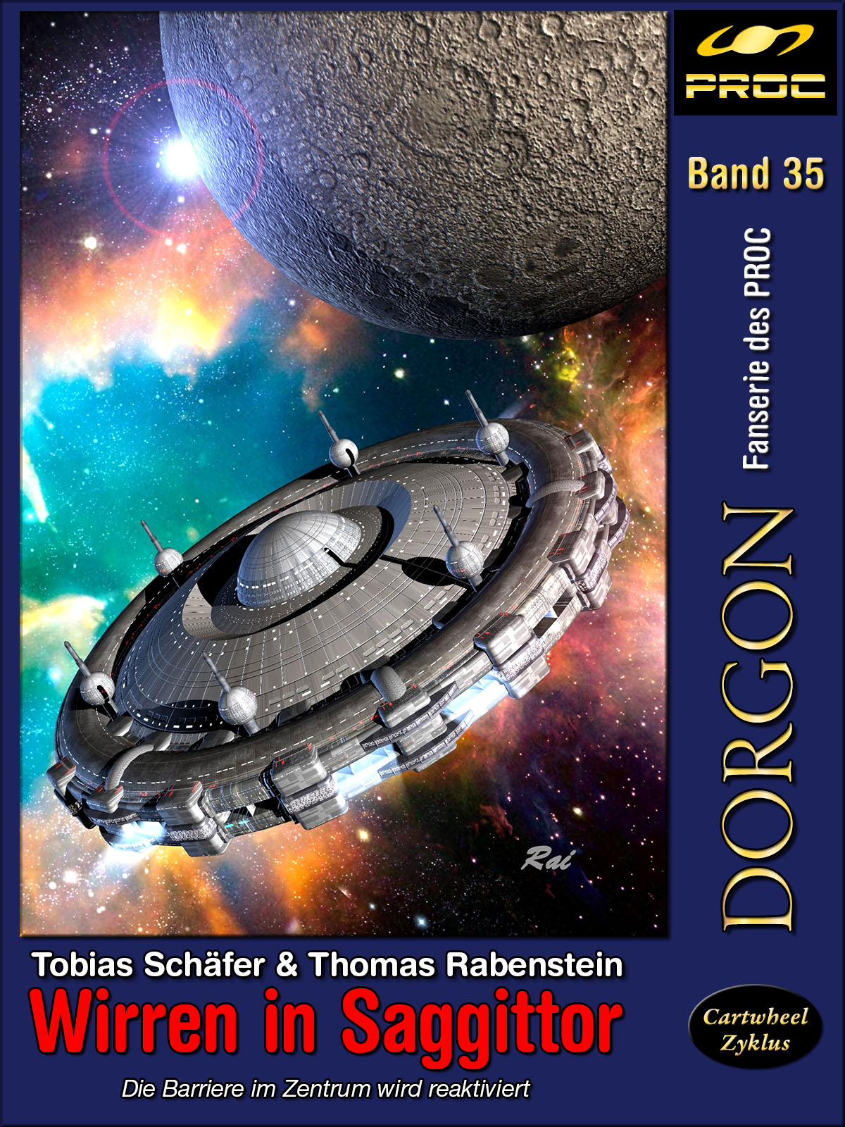 DORGON Cover Band 35