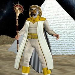 Horus (C) Gaby Hylla