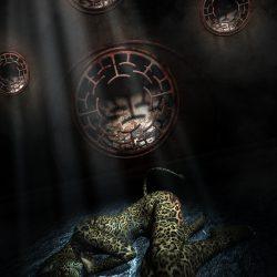 Sha-Hir-Ryar in Gefangenschaft (C) Roland Wolf