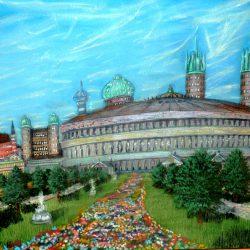 Das Saunarium in Dom auf Dorgon. (C) Stefan Wepil