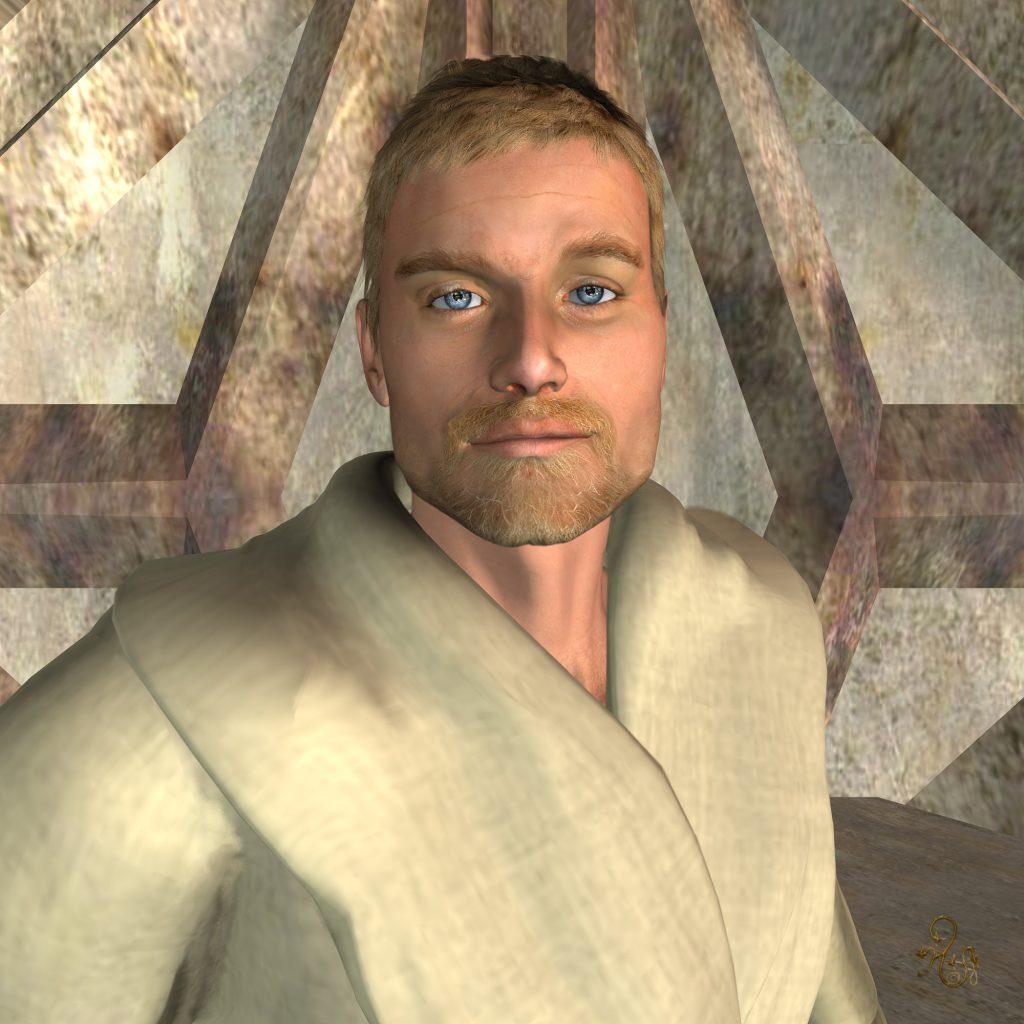 Der Ritter der Tiefe-Schüler Jonathan Andrews. (C) Gaby Hylla