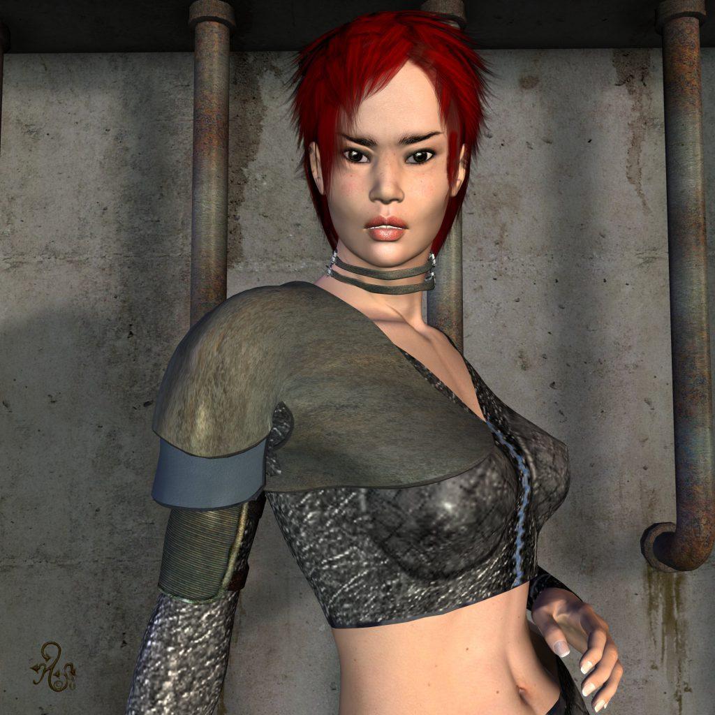 Die geheimnisvolle Maya ki Toushi. (C) Gaby Hylla