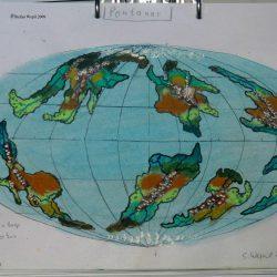 Pantanor Weltkarte (C) Stefan Wepil