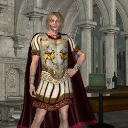 Der dorgonische Kaiser Volcus (C) Gaby Hylla