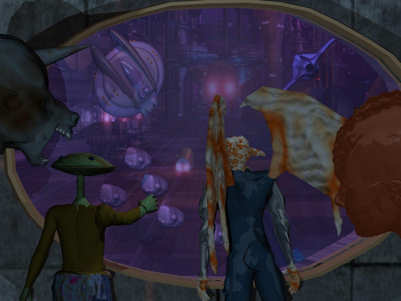 Rijon und seine Mutanten (C) Lothar Bauer