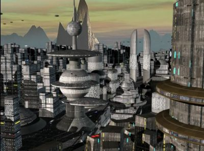 Paxus City (C) Raimund Peter
