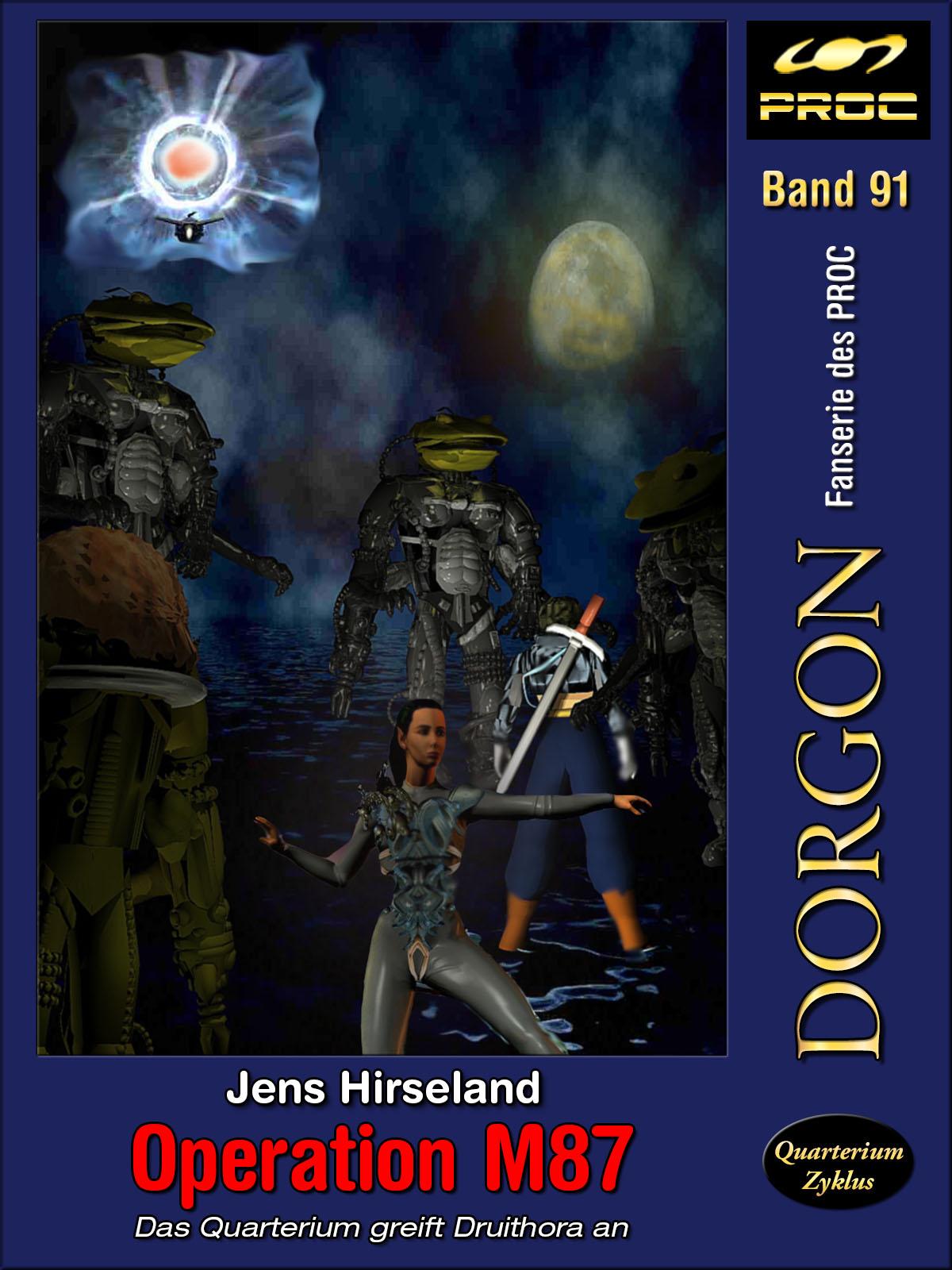 DORGON Cover Band 91