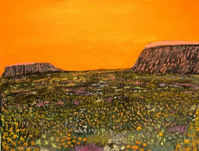 Landschaft von Larsaar in Barym (C) Stefan Wepil