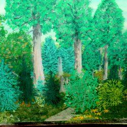 Landschaft auf dem Planeten Obmann in Cartwheel (C) Stefan Wepil