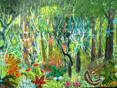 Der Vorgdschungel auf Dorgon (C) Stefan Wepil