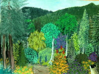 Die Wälder von Saggitton II (C) Stefan Wepil