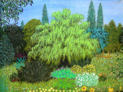 Landschaft von Arason in Cartwheel