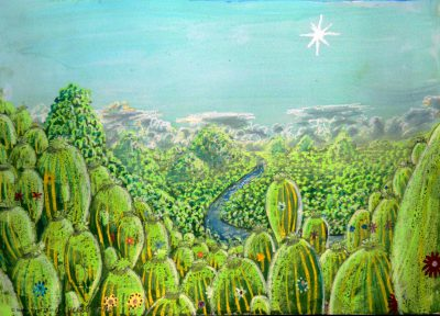 Landschaftsbild von Bulaban (C) Stefan Wepil