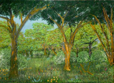 Wald von Elevus (C) Stefan Wepil