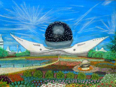 Das Raumfahrtmuseum von Dom (C) Stefan Wepil