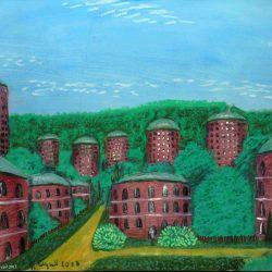 Das Sklavenviertel von Dom auf Dorgon. (C) Stefan Wepil