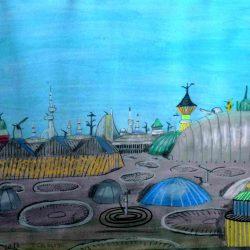 Die Gevaus-Werft von Mal auf Dorgon (C) Stefan Wepil