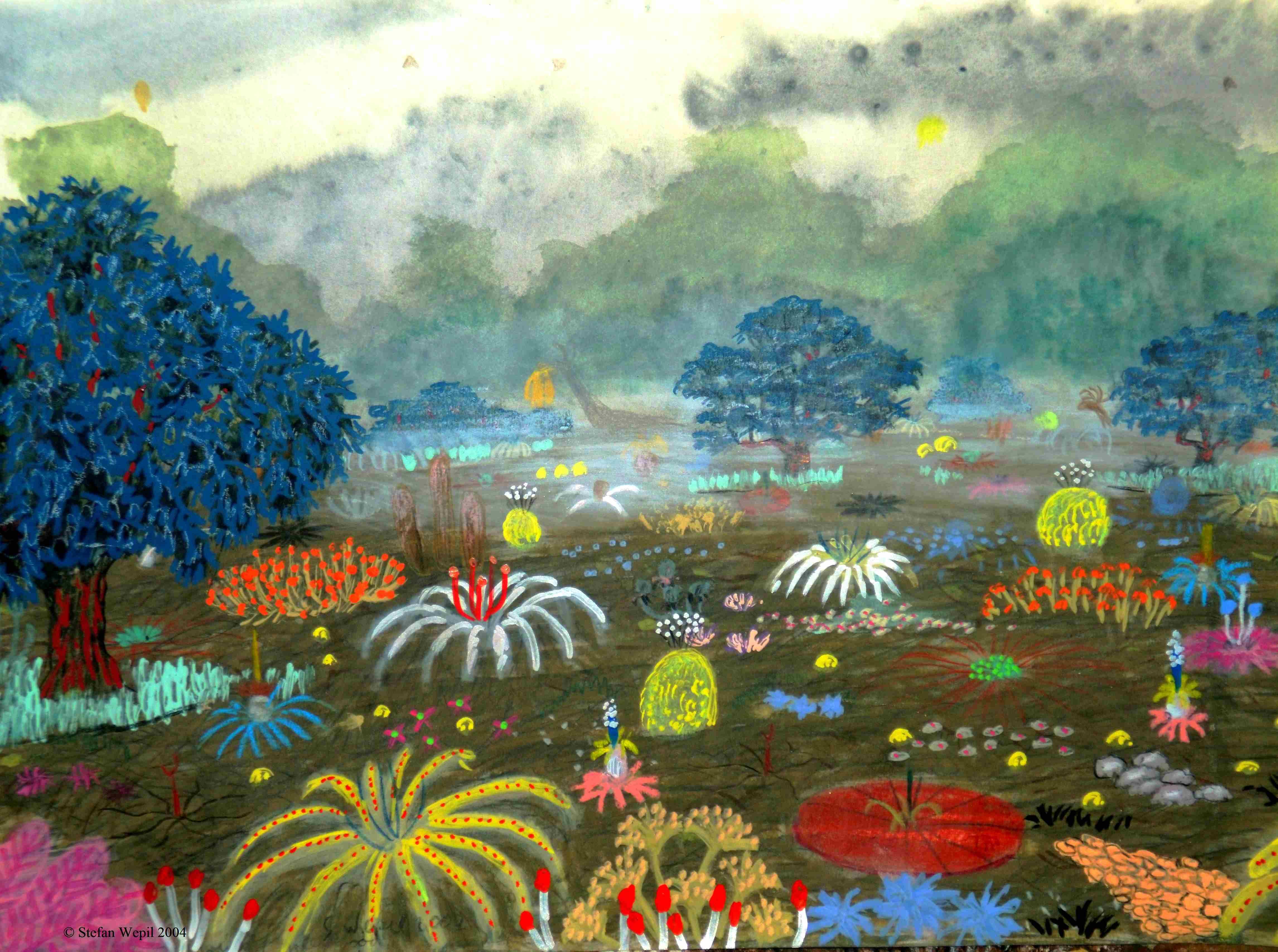 Sumpflandschaft von Perlis (C) Stefan Wepil