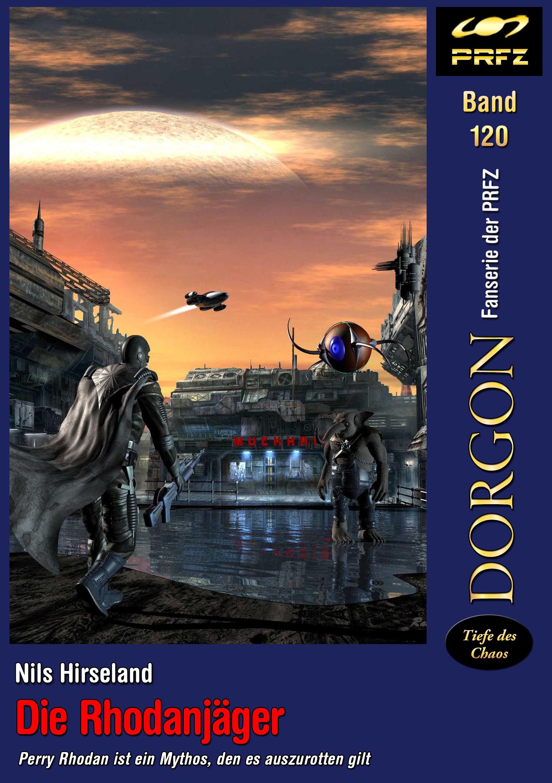 DORGON 120 - Die Rhodanjäger